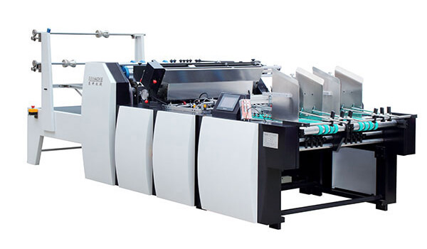 Automatic Double Channel Window Patching Machine 1080T