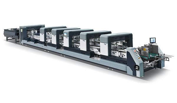 Automatic High Speed Intelligent 4-6 Corner Folder Gluer XL