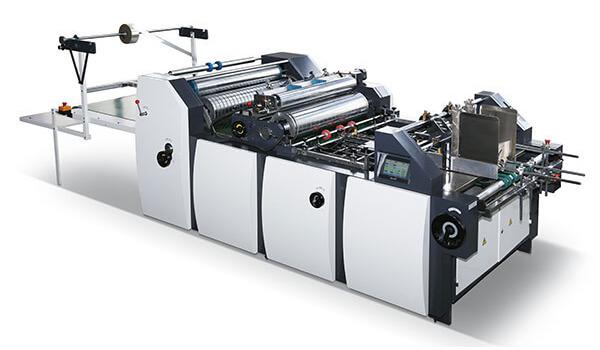 Automatic Window Patching Machine 650T