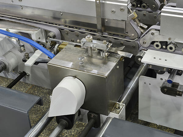 Folder-Gluer Machine for Cardboard Box Folding Gluing China GS Series China details