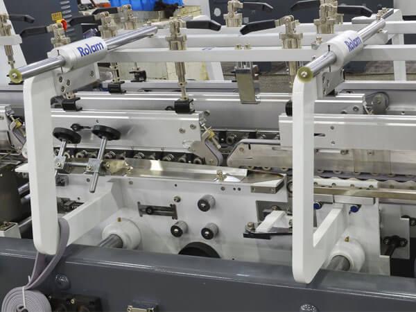 Folder-Gluer Machine for Cardboard Box GS Series China Manufacturer details