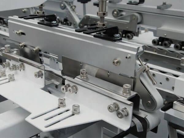 GS Folder-Gluer Machine for Cardboard Box GS Series GS Series China details