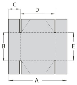 Folding Gluing Machine for 4 cornersbox